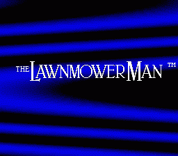 Lawnmower Man, The